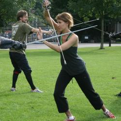 Training with Andrea Lupo Sinclair Oslo 2012 bilde 8